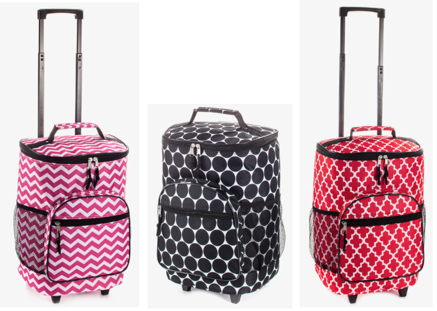 StageStores:  Insulated Rolling Bag Coolers = $25.94 Shipped!  Regularly $46.95 Shipped!