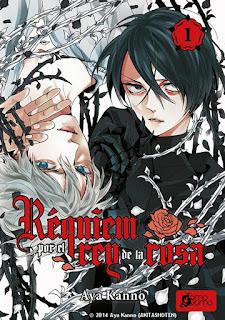 Aya Kanno, autora de 'Réquiem por el rey de la rosa', asistirá al 25 Manga Barcelona.
