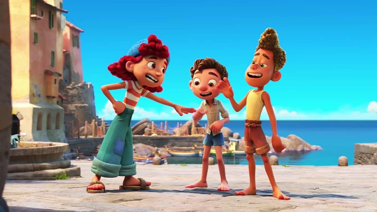 Conoce a 'Luca' la nueva película de Disney y Pixar ambientada en Italia -  Tráiler oficial de Luca