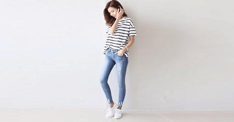 Model Celana Levis Wanita Yang Trendy