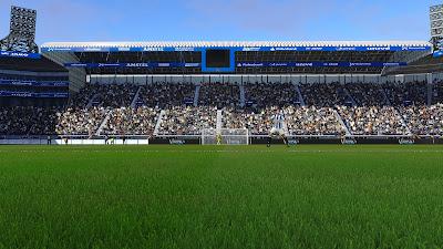 PES 2020 Stadium Abe Lenstra ( Reworked )