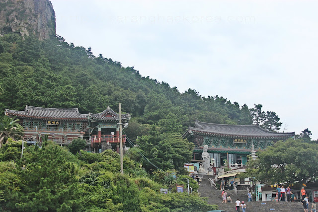Discovering the Mystery of Jeju's Sanbangsan Mountain Temple