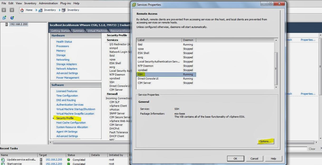 My Work: How to transfer files to ESXi server faster from