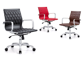 Mid Century Modern Office Chairs