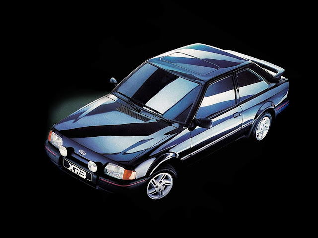 Ford Escort XR-3 1987