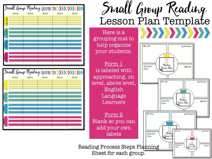 Lesson PlanTemplate with Video Tutorial - Principal Principles