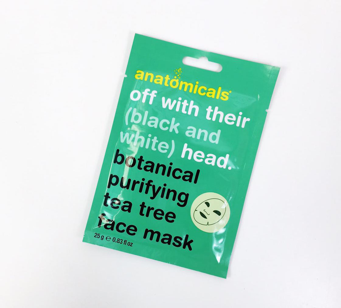 Anatomicals Sheet Mask