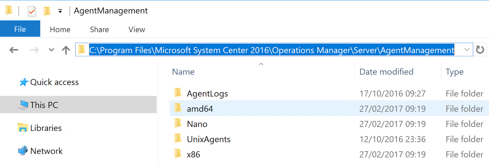 Kevin Greene IT Blog: SCOM 2016 Agent Crashing Legacy IIS