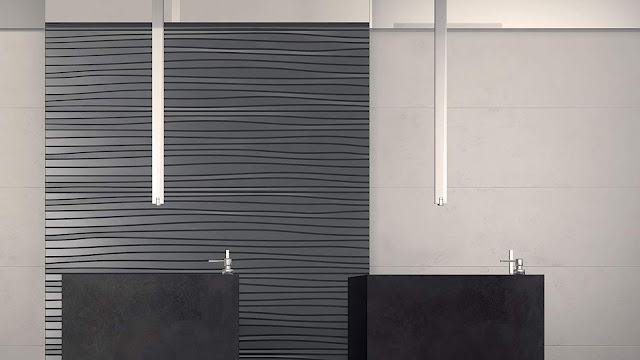 New tiles design with DO UP TOUCH series - A unique experience different surfaces