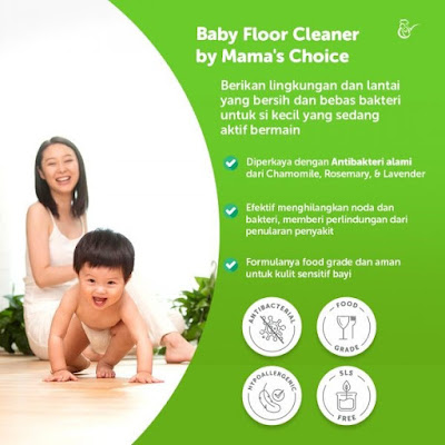 mama's choice floor cleaner