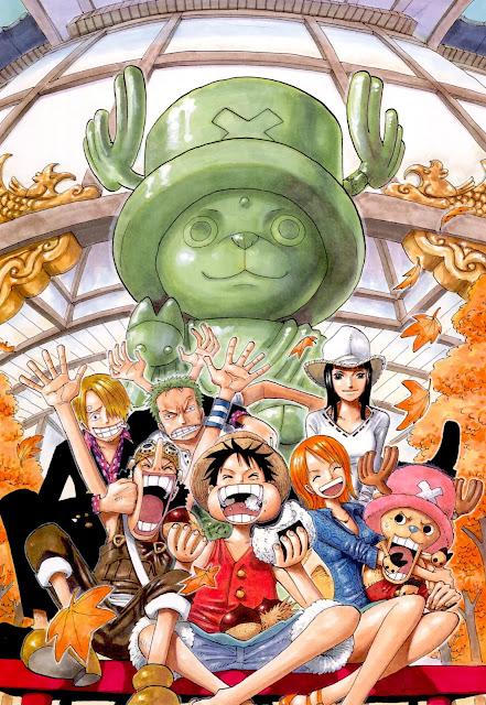 Editor de One Piece comentou que o fim do mangá está cada vez mais próximo
