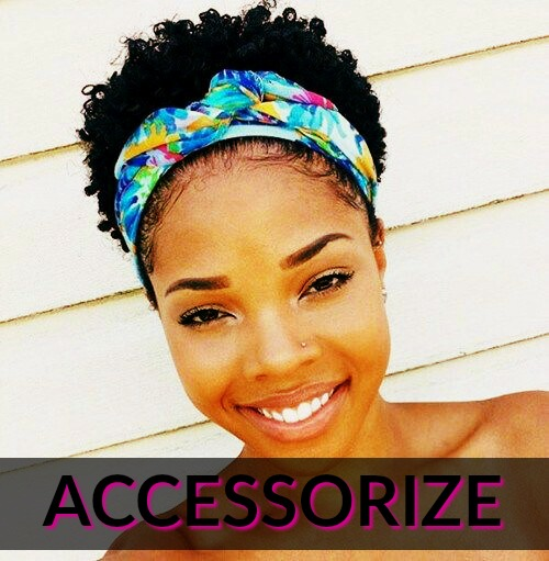 Recently did the big chop? Check out these gorgeous short hairstyles that are easy, fun and beautiful! Learn how to create and love your natural hair.