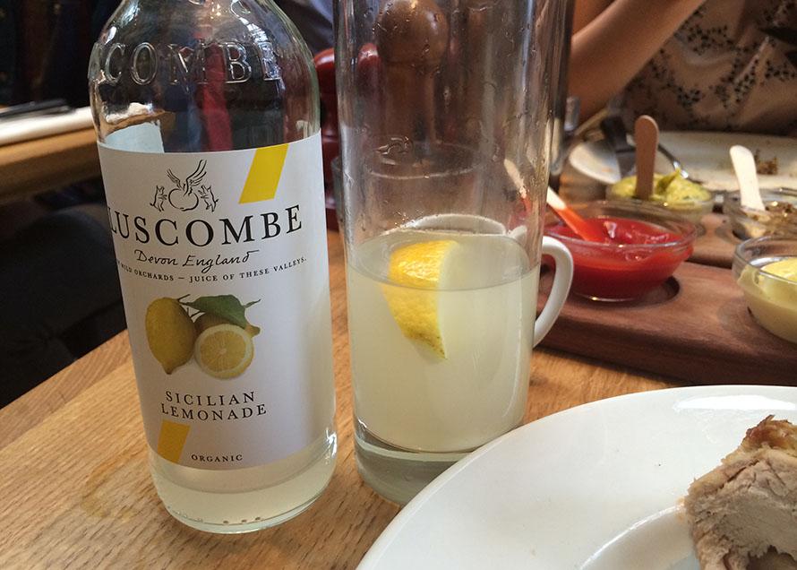 tramshed lemonade