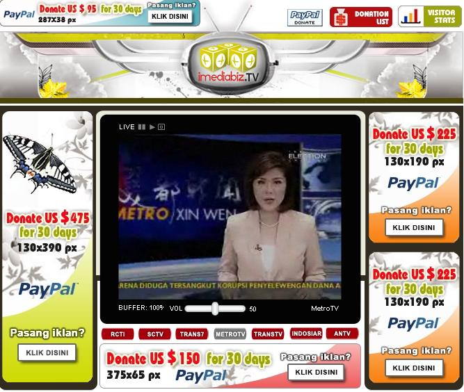 Sctv Live Stream: Nonton Tv Online Sctv Live Streaming Hd Android Cepat