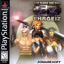 Ehrgeiz - God Bless The Ring - PS1 - ISOs Download