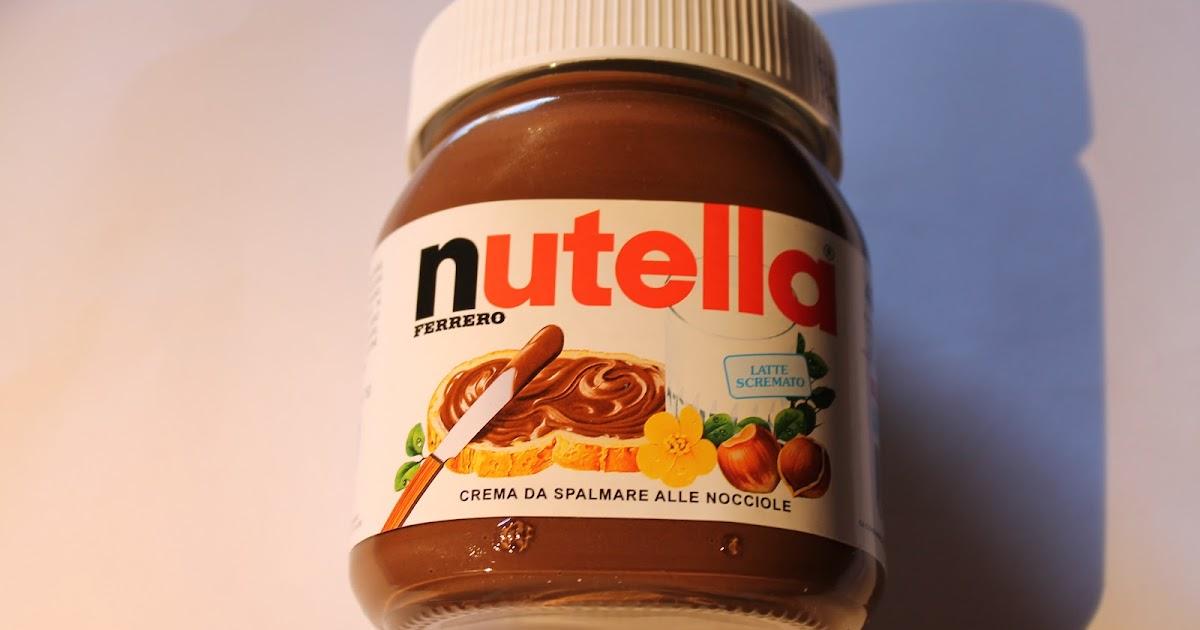 d829a21ae2 Risparmiare sulla Nutella . | Spesa Oculata.