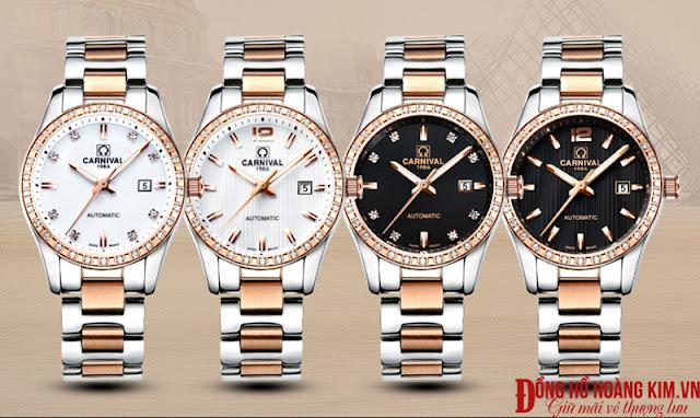 Đồng hồ nữ Carnival 1986