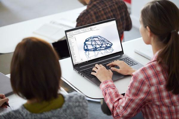 Z by HP Melhora o Trabalho Criativo em Modo Colaborativo desde Qualquer Lugar