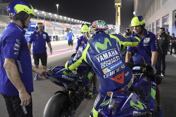 Hasil MotoGP Qatar Pra-Musim Hari Pertama