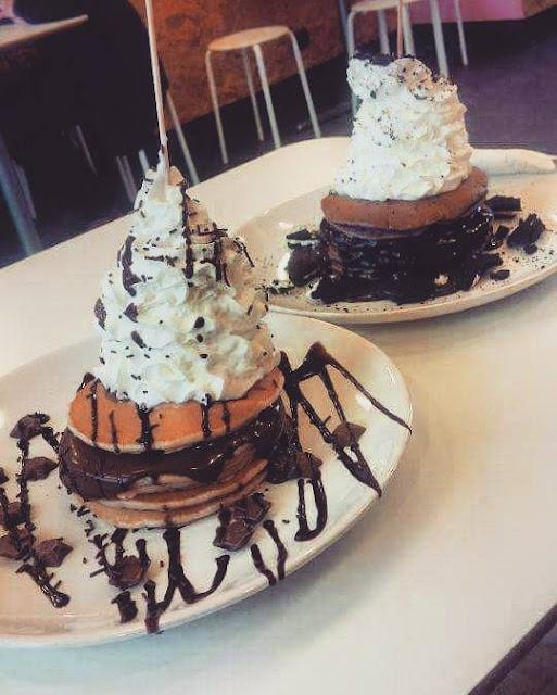 pancakes - mr.pancake