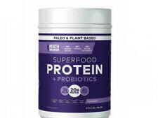 Superfood protein powder 33% off