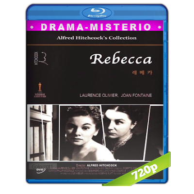 Rebeca Una Mujer Inolvidable (1940) BRRip 720p Audio Dual Castellano-Ingles 5.1