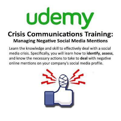 crisis communications workshop social media singapore