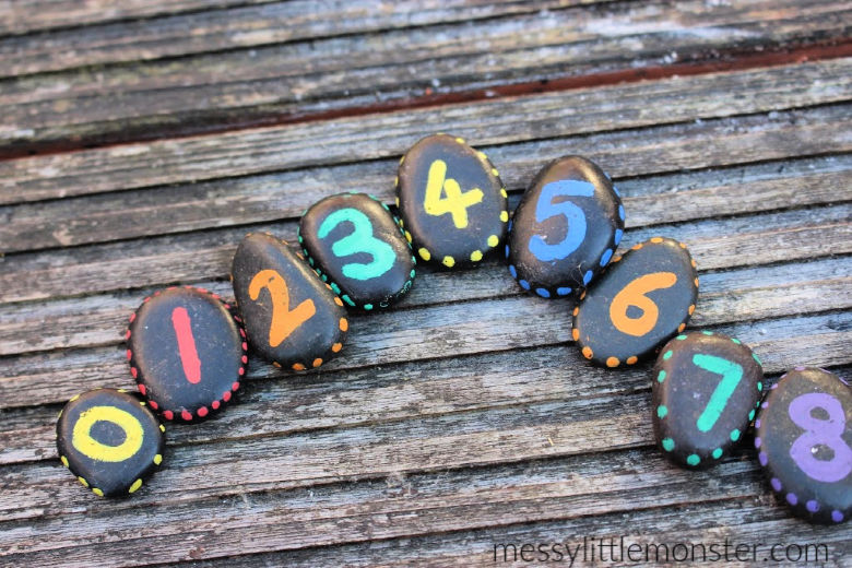 numbers for toddlers and preschoolers