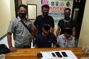 Polres Lombok Tengah Ringkus Pencuri Emas 160 Gram