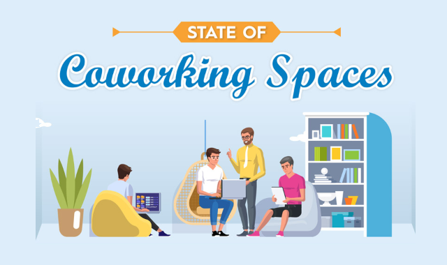 Rising trend of co-working spaces