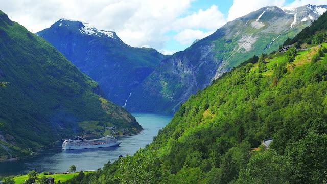 I fiordi norvegesi