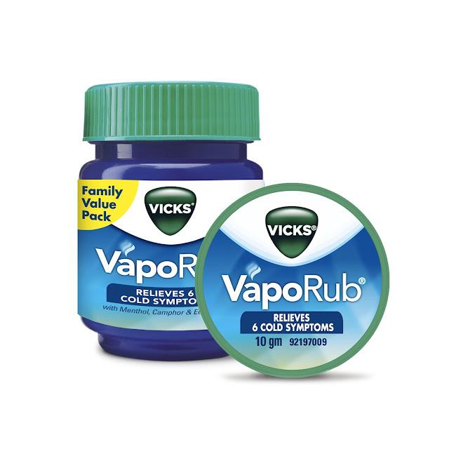 vick's vaporub