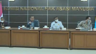 Komnas HAM Sebut Polisi Langgar HAM dalam Peristiwa Penembakan Laskar FPI
