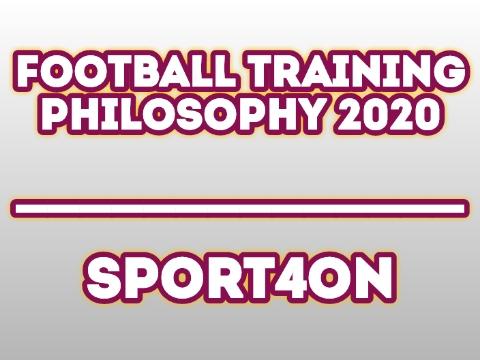 Football Training Philosophy