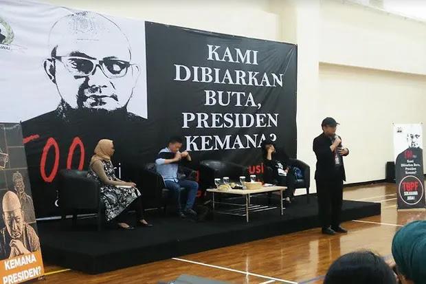 Novel Baswedan Ungkap Ada Sejumlah Pegawai KPK Diserang