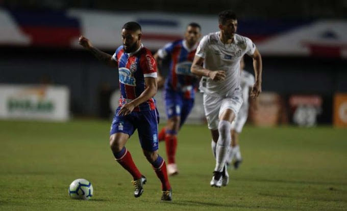 Em Pituaçu, Bahia perde primeira em casa no Brasileiro
