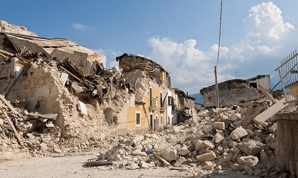 seisme atau gempa bumi