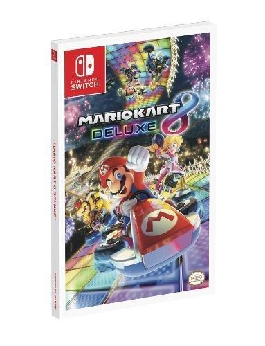 Se confirma guía de Mario Kart 8 Deluxe para su lanzamiento