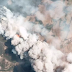 ¿Qué tan peligrosos son los incendios forestales y las cenizas volcánicas para los pulmones?
