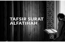Surat Al-Fatihah Terbagi Kepada Dua Bagian Besar.