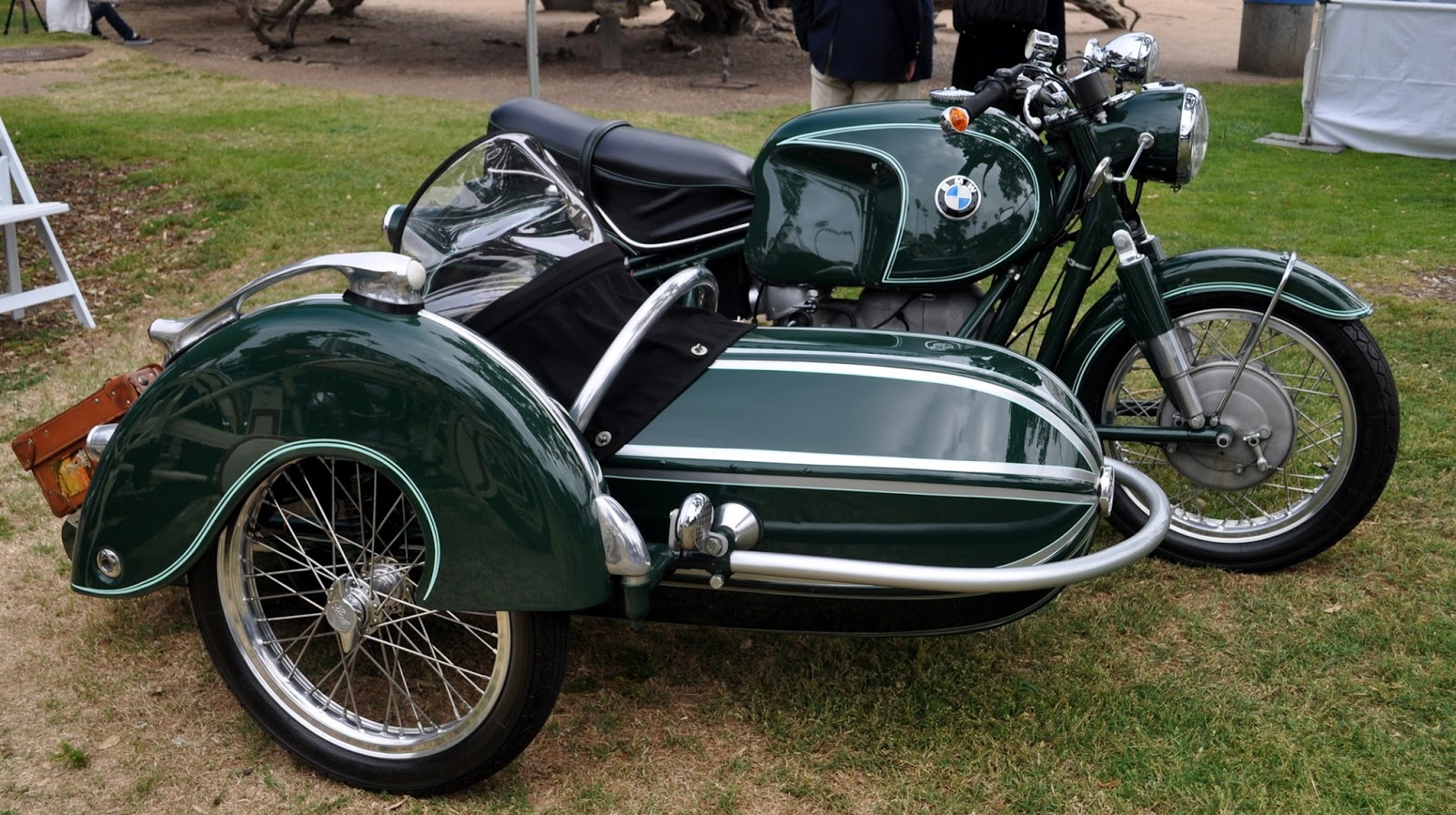 1968 bmw r60 2 with a steib s350 sport chair sidecar. Black Bedroom Furniture Sets. Home Design Ideas