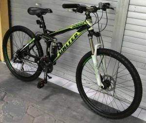 Sepeda Gunung United Miami FX77 24 Speed Hydraulic Disc