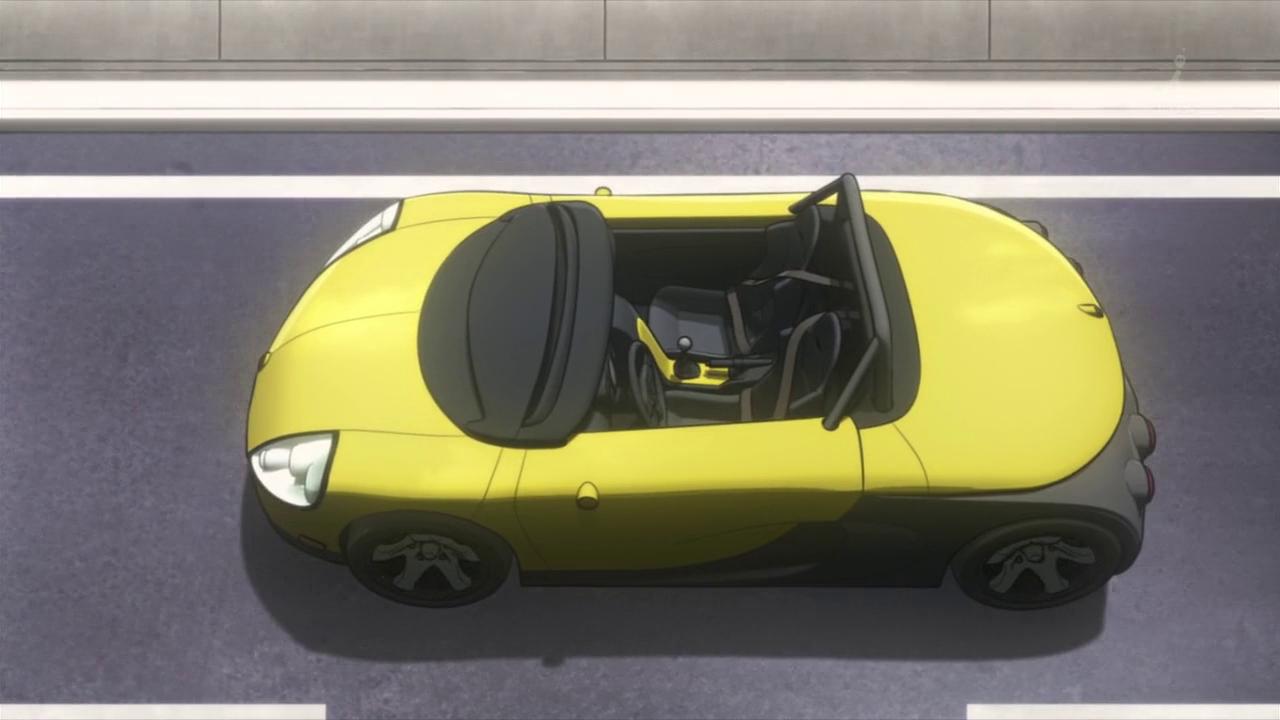 Lexus Spider