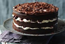 كيكة البلاك فورست الرائعة Black Forest gâteau