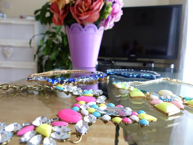 Jewelry Aliexpress !!! Kolorowa Biżuteria
