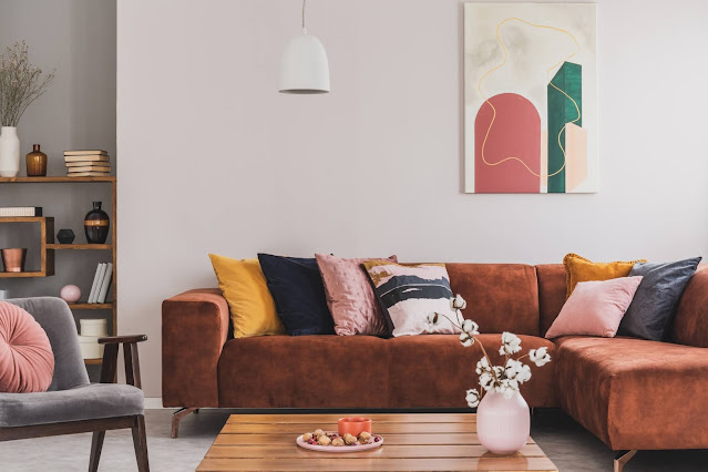 How to Spice Up Your Living Room