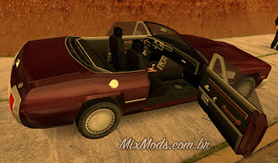 gta sa mod hd vehicles cars carros gta iii tri-pack remaster stallion