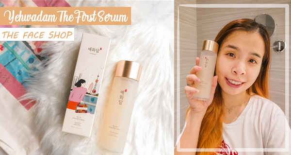 THE FACE SHOP - Yehwadam First Serum