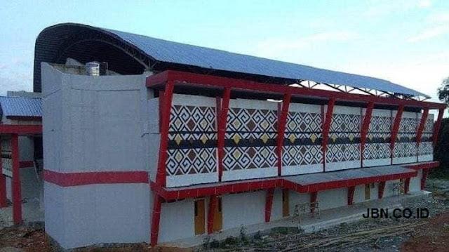 Pembangunan GOR Luwu Utara Yang Ada Di Atas Gunung, Dalam Penyelidikan Dugaan Pidana Korupsi