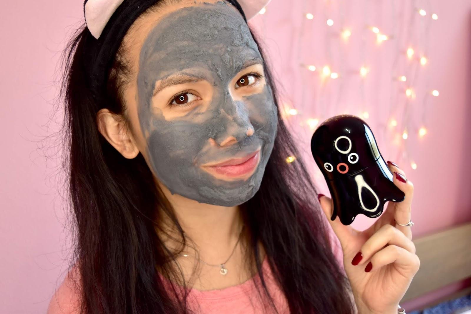 TONYMOLY TAKO čistiaca maska aplikácia